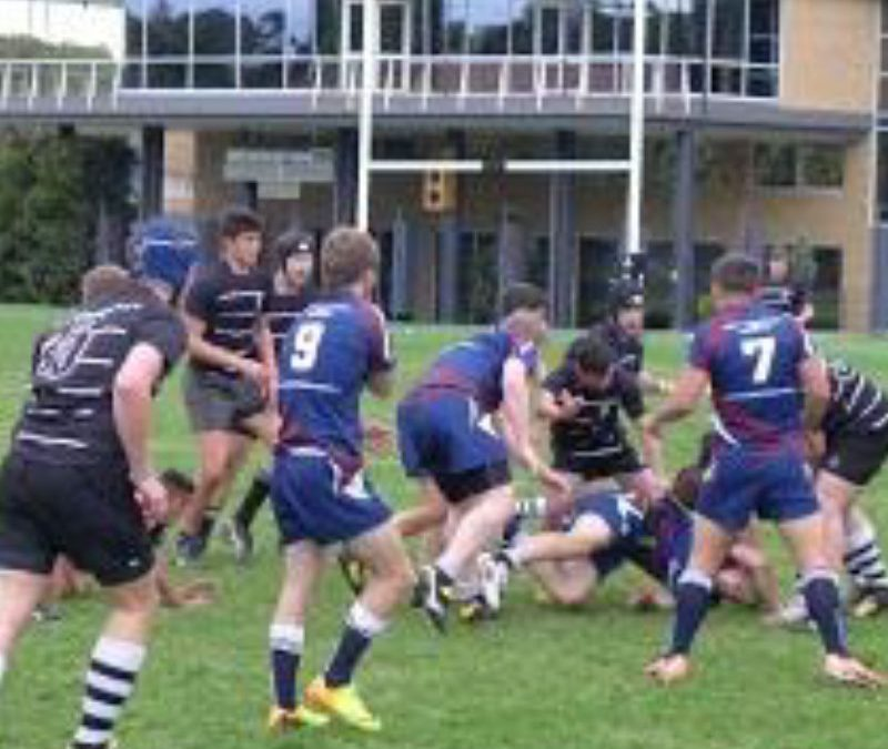 Warwick 1st XV vs Rathkeale College