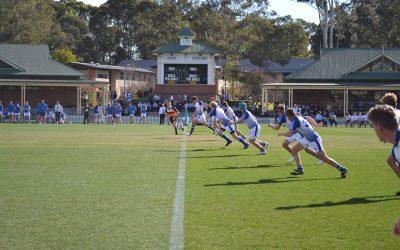 Warwick 2XV vs The Kings' School