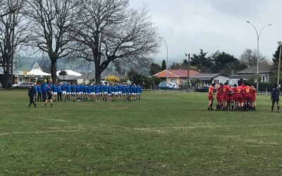 Warwick 2nd XV vs Rotorua Boys High School